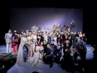 传承经典 | 黑光教育助力天玺闪耀亮相中国国际时装周